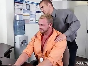 Xxx straight men movie gay First day at work