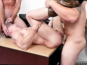 Free gay porn straight goes Lances Big Birthday Surprise