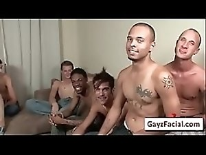 Bukkake Boys -Hardcore Gay And Nasty Blowjobs 12