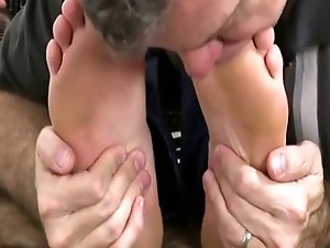 Hairy men  porn and gay emo videos xxx Logan's Feet & Socks