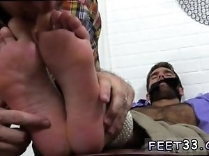 Gay feet shower and brothers sucking each xxx Chase LaChance Tied Up,
