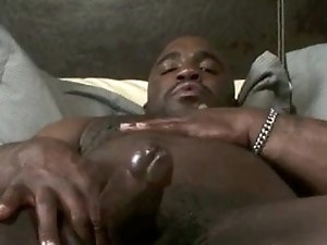 Beefy black daddy