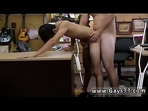 High school sex and cute men with change gay porn Dude groans like a