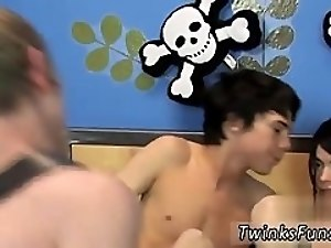 Nude men asses holes gay Kyler is all roped up on the sofa and Roxy takes